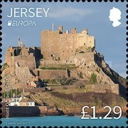 [EUROPA Stamps - Castles, Typ BYS]