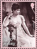[Lillie Langtry, 1853-1929, Typ CAW]