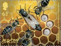 [The 100th Anniversary of the Jersey Beekeepers Association, Typ CAZ]