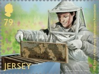 [The 100th Anniversary of the Jersey Beekeepers Association, Typ CBB]
