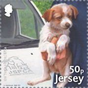 [The 150th Anniversary of the JSPCA - Jersey Society for Prevention of Cruelty to Animals, Typ CDD]