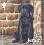 [The 150th Anniversary of the JSPCA - Jersey Society for Prevention of Cruelty to Animals, Typ CDH]