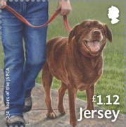[The 150th Anniversary of the JSPCA - Jersey Society for Prevention of Cruelty to Animals, Typ CDI]