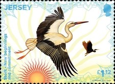 [EUROPA Stamps - National Birds, Typ CGE]