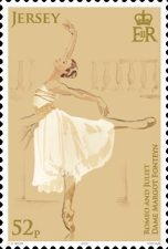 [The 100th Anniversary of the Birth of Margot Fonteyn, 1919-1991, Typ CGF]