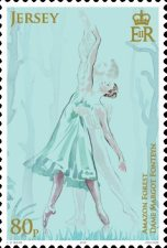 [The 100th Anniversary of the Birth of Margot Fonteyn, 1919-1991, Typ CGH]