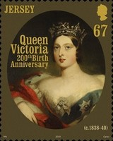 [The 200th Anniversary of the Birth of Queen Victoria, 1819-1901, Typ CGV]