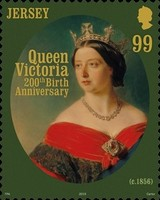 [The 200th Anniversary of the Birth of Queen Victoria, 1819-1901, Typ CGX]