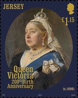 [The 200th Anniversary of the Birth of Queen Victoria, 1819-1901, Typ CGY]