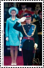 [The 50th Anniversary of the Investiture of HRH Prince of Wales, Typ CHG]