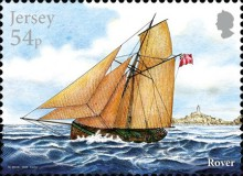 [EUROPA Stamps - Ancient Postal Routes, Typ CJR]