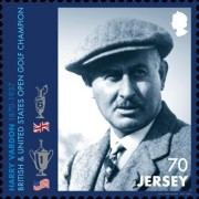[The 150th Anniversary of the Birth of Harry Vardon, 1870-1937, type CKM]