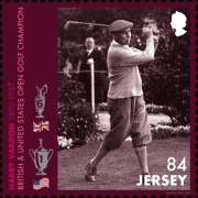 [The 150th Anniversary of the Birth of Harry Vardon, 1870-1937, type CKN]