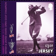 [The 150th Anniversary of the Birth of Harry Vardon, 1870-1937, type CKP]
