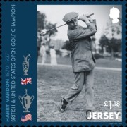 [The 150th Anniversary of the Birth of Harry Vardon, 1870-1937, type CKQ]