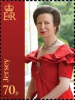 [The 70th Anniversary of HRH The Princess Royal, Typ CKT]