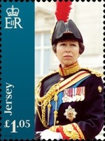 [The 70th Anniversary of HRH The Princess Royal, Typ CKW]