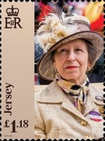 [The 70th Anniversary of HRH The Princess Royal, Typ CKX]
