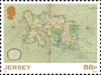 [Historic Jersey Maps, type CMI]