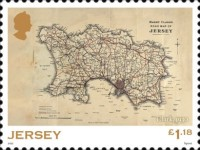 [Historic Jersey Maps, type CMK]