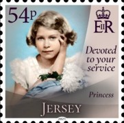 [Devoted to Your Service - The 95th Anniversary of the Birth of Queen Elizabeth II, type CNJ]