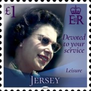 [Devoted to Your Service - The 95th Anniversary of the Birth of Queen Elizabeth II, type CNM]