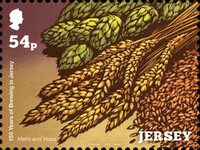 [The 150th Anniversary of Brewing in Jersey, type CPH]