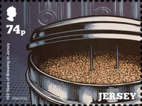 [The 150th Anniversary of Brewing in Jersey, type CPI]