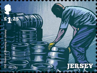 [The 150th Anniversary of Brewing in Jersey, type CPL]