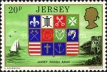 [Definitive Issue - Coat of Arms, type DL]