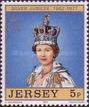 [The 25th Anniversary of the Coronation of Queen Elizabeth II, Typ DY]