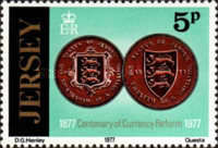 [The 100th Anniversary of the Currency Reform, Typ EB]