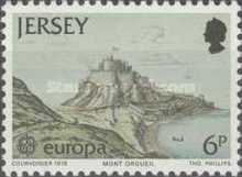 [EUROPA Stamps - Monuments, Typ ES]