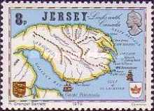 [Historical Relations between Jersey and Canada, Typ EW]