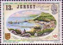 [Historical Relations between Jersey and Canada, Typ EZ]