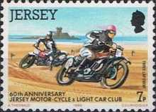 [The 60th Anniversary of the Jersey Motorcycle and Ligth Car Club, type GM]
