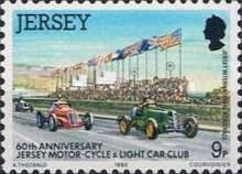 [The 60th Anniversary of the Jersey Motorcycle and Ligth Car Club, type GN]