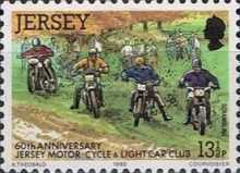 [The 60th Anniversary of the Jersey Motorcycle and Ligth Car Club, type GO]