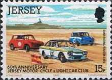 [The 60th Anniversary of the Jersey Motorcycle and Ligth Car Club, type GP]