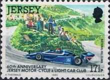 [The 60th Anniversary of the Jersey Motorcycle and Ligth Car Club, type GQ]