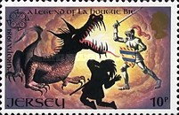 [EUROPA Stamps - Folklore, type HQ]