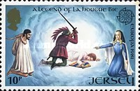 [EUROPA Stamps - Folklore, type HR]