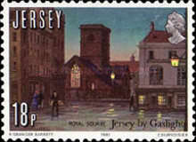[The 150th Anniversary of Jersey by Gaslight, type HW]