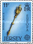 [EUROPA Stamps - Inventions, Typ JK]
