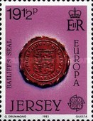 [EUROPA Stamps - Inventions, Typ JM]