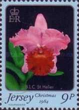 [Orchids - Christmas Stamps, Typ KW]