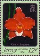 [Orchids - Christmas Stamps, Typ KX]