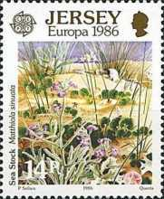 [EUROPA Stamps - Nature Conservation, Typ MJ]