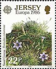 [EUROPA Stamps - Nature Conservation, Typ MK]