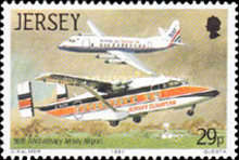 [The 50th Anniversary of Jersey Airport, Typ NG]
